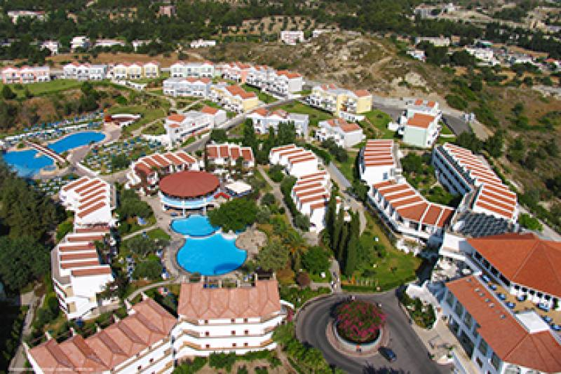 Hotel Luca Faliraki - Faliraki - Rhodos